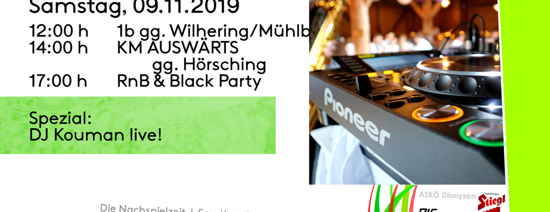 Players Party #3 ASKÖ Dionysen/Traun Fussball