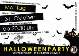 Halloweenparty | Elternabend 2.0