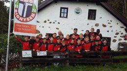 U12 & U13 auf Trainingslager in Eidenberg