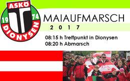 Maiaufmarsch