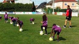 Fussball-Kindergarten