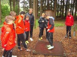 Trainingslager der U13